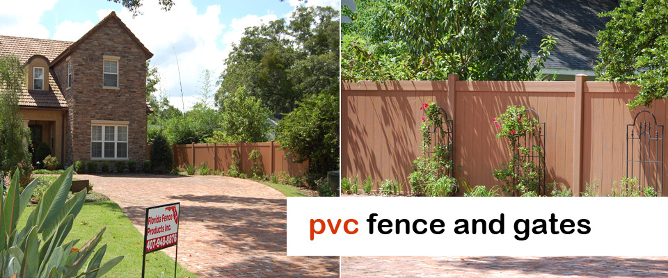 Florida Fence Products | 407 425 4444